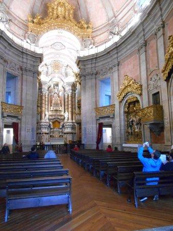 Church of São Pedro dos Clérigos: Bellísimo interior