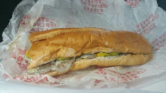 Photo of Steakhouse Steve's Prince of Steaks at 2711 Comly Rd, Philadelphia, PA 19154, United States