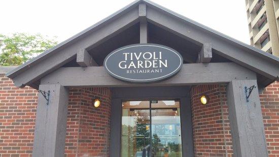 Markham, Canada: Tivoli Restaurant - located inside Edward Village Hotel.
