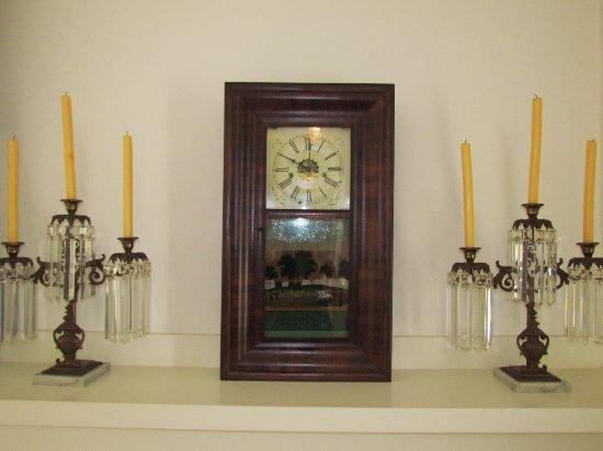 Atenas, GA: Clock