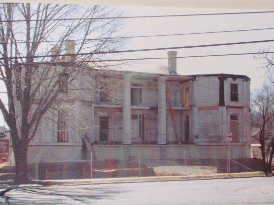 Athens, GA: Renovating the House