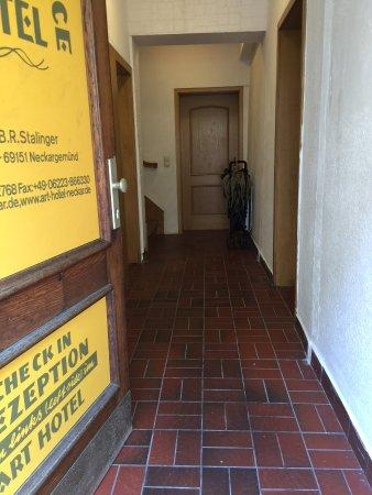Neckargemünd, Deutschland: Eingangsbereich