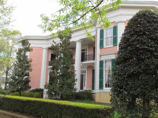 Atenas, GA: Side of Museum