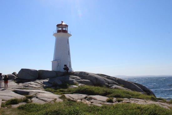 Peggy's Cove, Kanada: The famous lighthouse