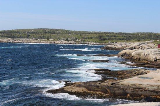 Peggy's Cove, Kanada: Shoreline