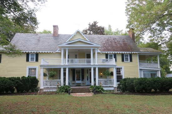 Prospect Hill Plantation Inn Resmi