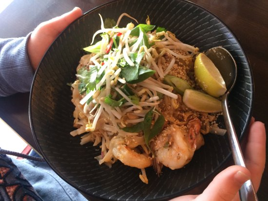 Wodonga, أستراليا: Pad Thai