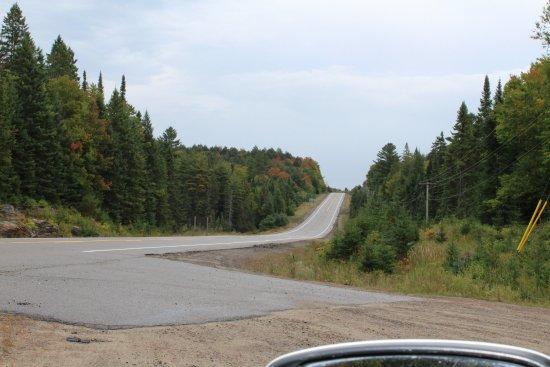 Algonquin Provincial Park, Canada: Highway 60