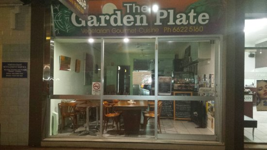 Lismore, Australien: We are now the Garden Plate, the newest vegatarian cafe in town!come in and check us out. You wo