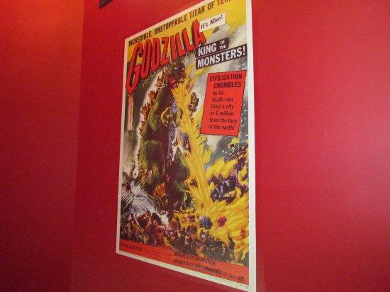 Grindhouse Killer Burgers: Poster