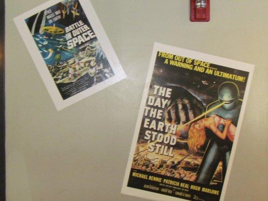 Grindhouse Killer Burgers: Posters