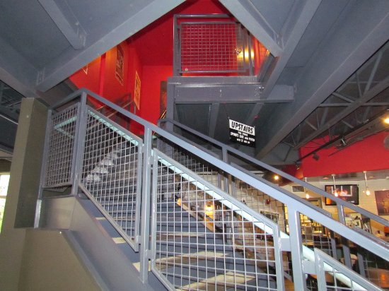 Grindhouse Killer Burgers: Staircase