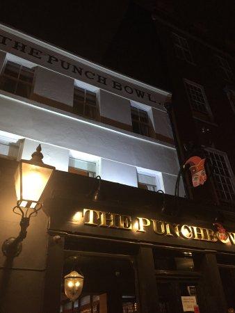 Lovely historical pub
