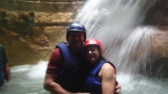 Cabarete, República Dominicana: One of the 12 falls