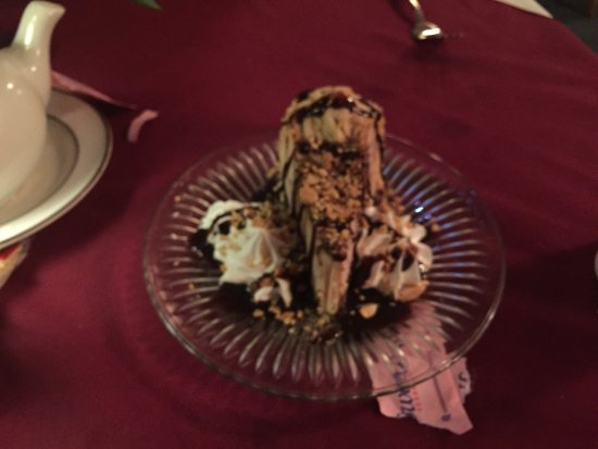 Turin, NY: Awesome peanut butter pie