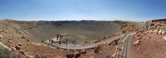 Winslow, AZ: Meteor Crater