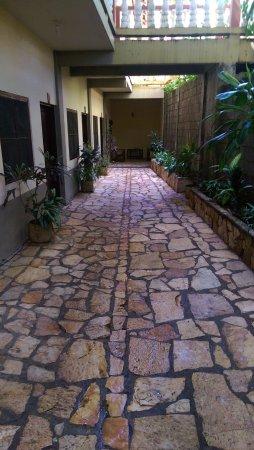 Hotel Calle Real : Corredor de habitaciones