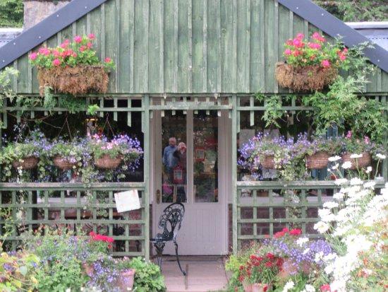Applecross, UK: The Walled Garden
