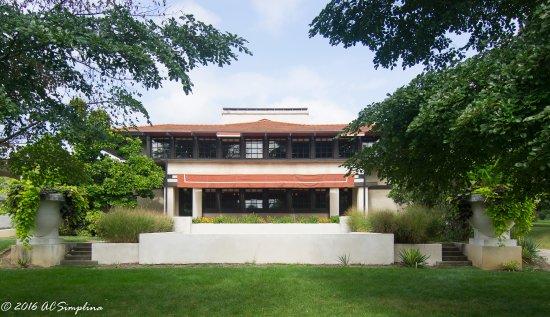 Frank Lloyd Wright's Westcott House: Frank Lloyd Wright's Wescott House