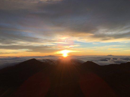 Кахулуи, Гавайи: Sunrise on September 20th 2016