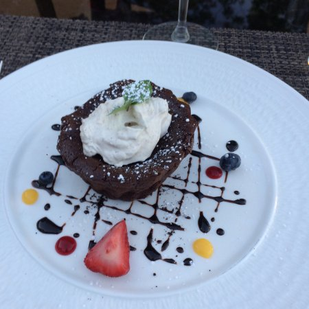 Port Carling, Канада: Flourless chocolate cake