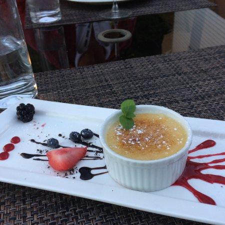 Loondocks Restaurant: Creme brûlée