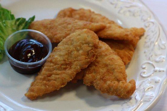Riverview, Flórida: Chicken Finger appetizer