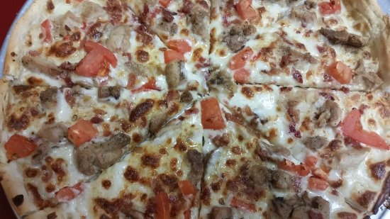 Ellis, KS: Pizza