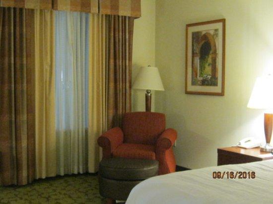 Hilton Garden Inn Greensboro: chair