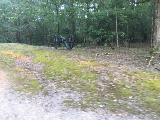 ปีเตอร์เบิร์ก, เวอร์จิเนีย: Petersburg National Battlefield Park