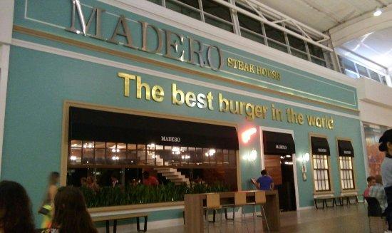 madero steak house vitória - picture of madero steak house vitoria