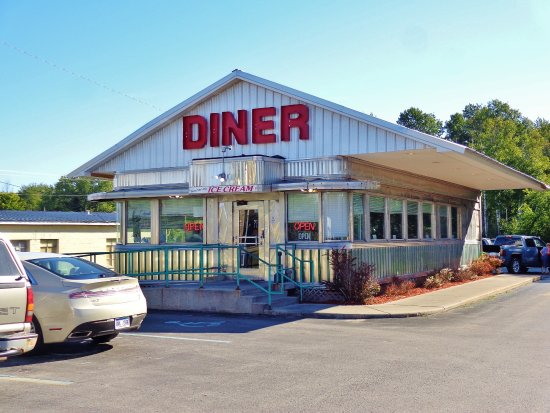 Alpena, MI: The Diner
