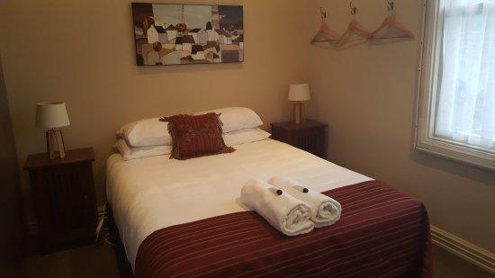 Wellington City Cottages : Bedroom