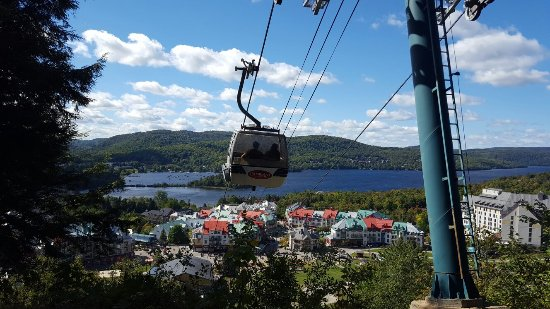 Mont Tremblant Resort: 20160924_132901_large.jpg