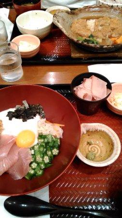 Funabashi, Japan: 小食の方向けの量かな。