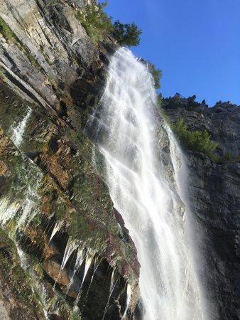 Provo, UT: Bridal Veil Falls
