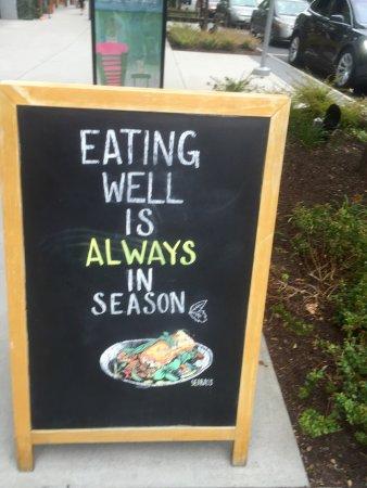 Fairfax, VA: Vegetarian friendly eats