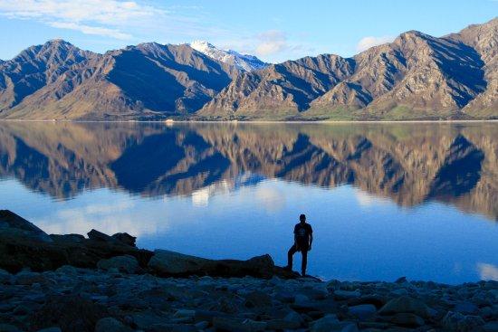 Lake Hawea 사진