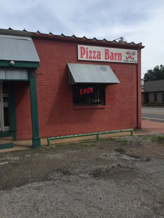 Greenwood, AR: Pizza day for us.
