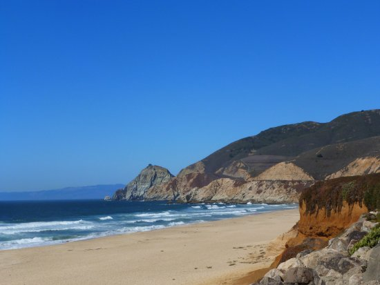 Montara, Kaliforniya: Nice place to walk