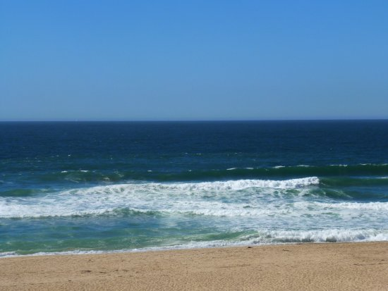 Montara, CA: Relaxing beach
