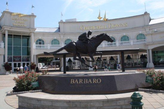 Churchill Downs: Barbaro