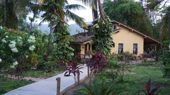 Belmopan, Belize: View of the River House