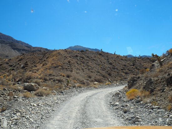 The Racetrack: The road to Racetrack Playa