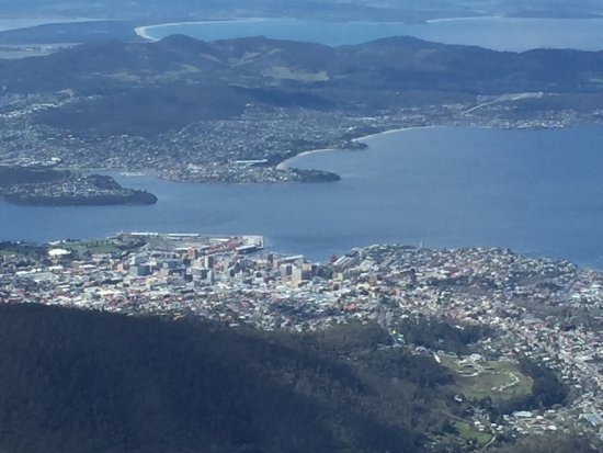 Mount Wellington: Sept 16 images from our holiday