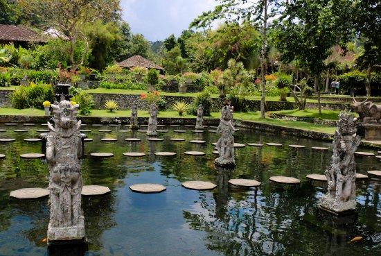 Tirta Gangga Zen Water Garden Experience