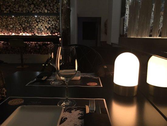 """Cornellà de Llobregat, España: """"Un lugar encantador"""" preciosa velada, trato excelente platos exquisitos rapidez en los platos,"""