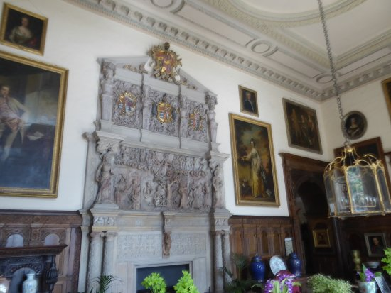 Burton Agnes, UK: The Great Hall