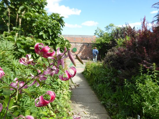 Burton Agnes, UK: Hidden gems in the walled garden