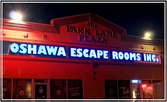 Oshawa Escape Rooms Inc